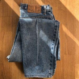Blue Zone Jeans - Vintage Blue Zone Mom Style Jeans